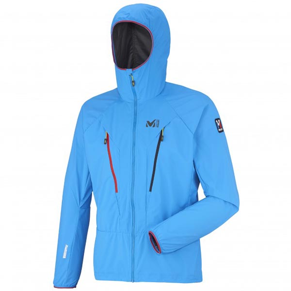 Men MILLET TRILOGY WDS ACTIVE JKT Blue Outlet Store