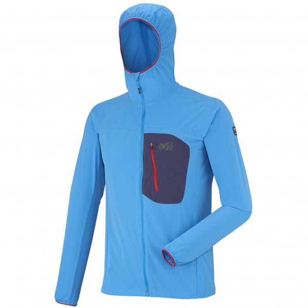 Cheap MILLET TRILOGY SHIELD 2L HOODIE Men Blue Online