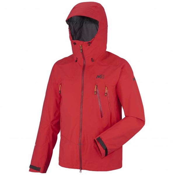 Men MILLET K Gtx Pro Jkt Red - Rouge Red Outlet Store