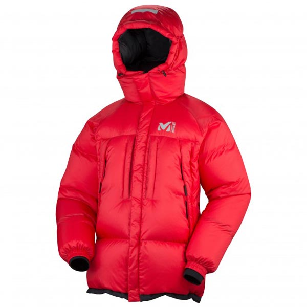 MILLET red mountaineering Jacket for men On Sale