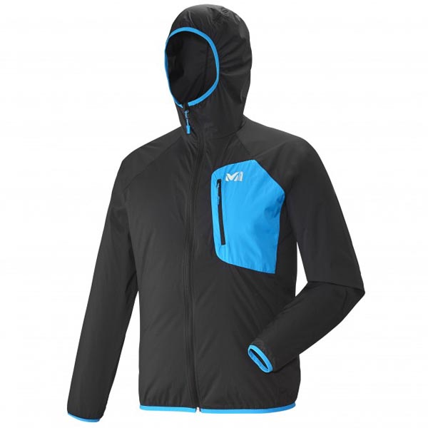 Cheap MILLET LTK AIRSTRETCH HOODIE Men Black Online