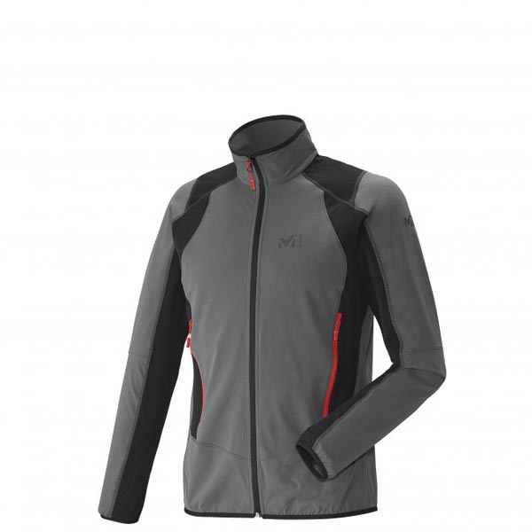 MILLET MOUNTAINEERING - MEN'S JACKET - GREY On Sale