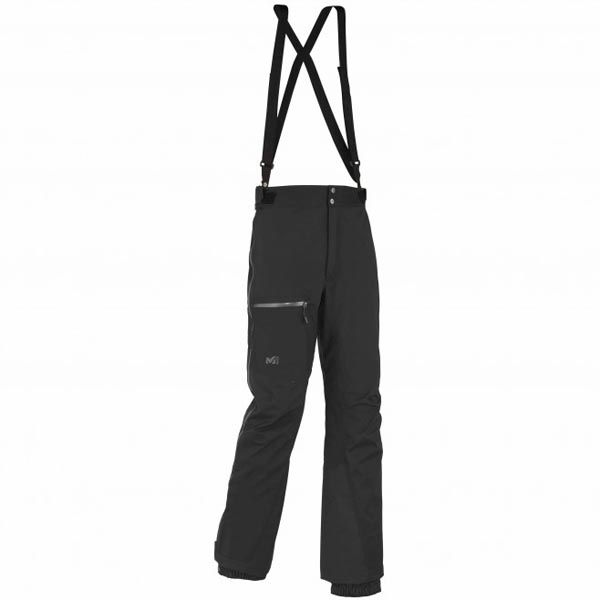 Men MILLET ALPINIST GTX PANT BLACK Outlet Store