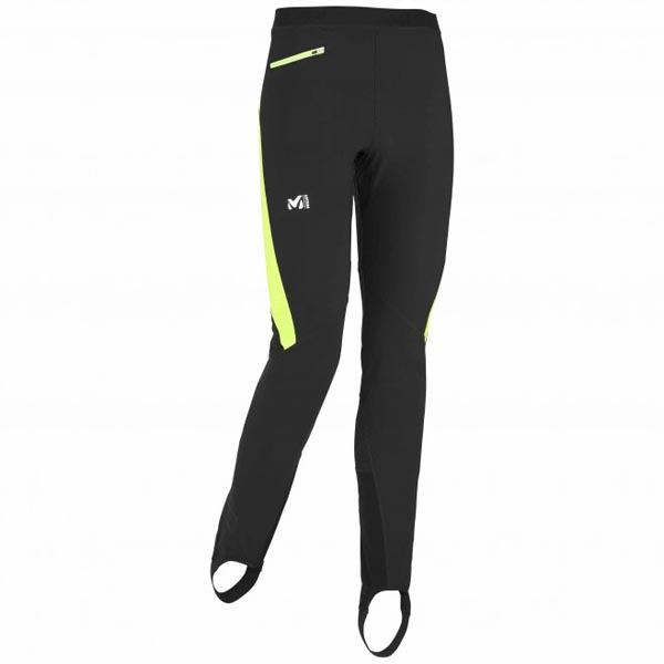 Men MILLET TOURING INTENSE PANT BLACK Outlet Store
