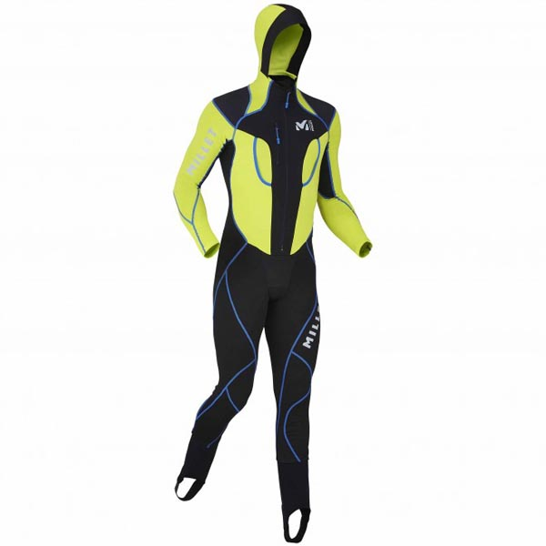 Men MILLET PIERRA MENT\' SUIT YELLOW Outlet Store