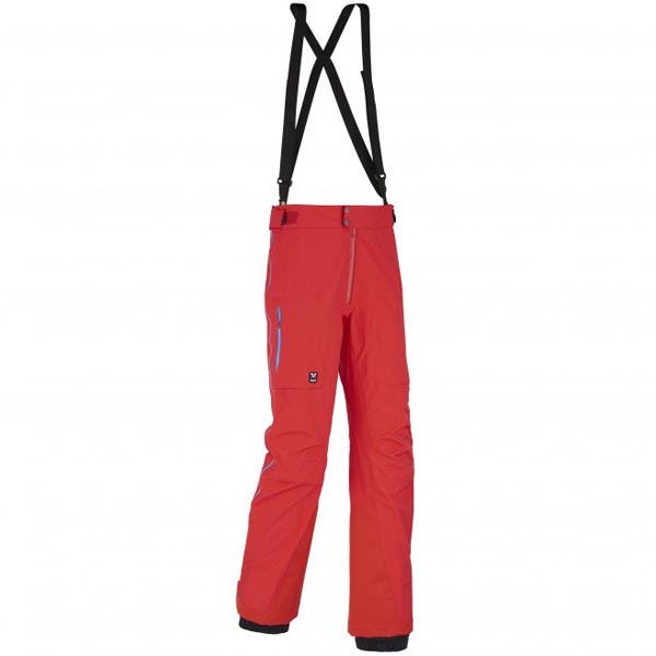 Men MILLET TRILOGY GTX PRO PANT RED Outlet Store