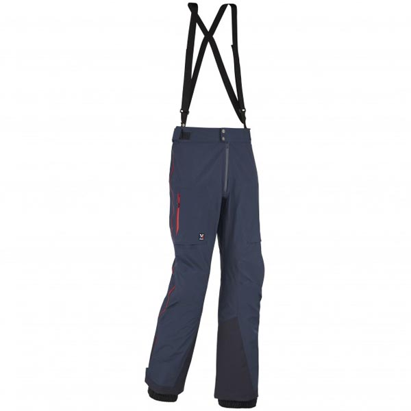 Men MILLET TRILOGY GTX PRO PANT BLUE Outlet Store