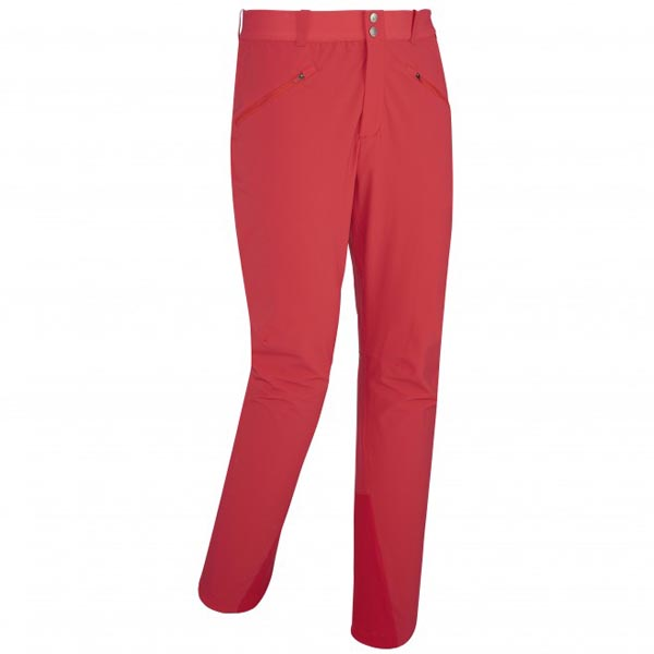 Men MILLET TRILOGY ADVANCED PANT RED Outlet Store