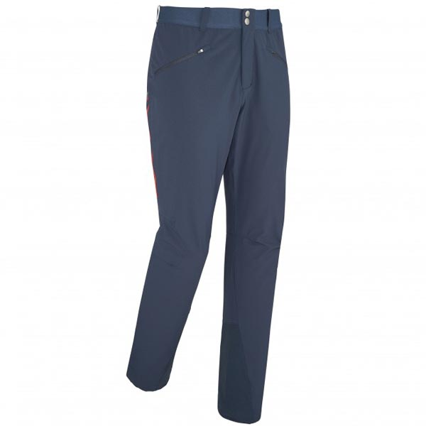 Men MILLET TRILOGY ADVANCED PANT BLUE Outlet Store