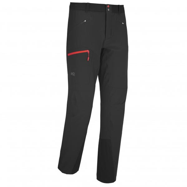 Men MILLET GREPON PANT BLACK Outlet Store