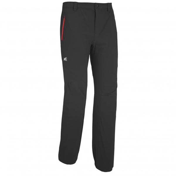 Men MILLET RED MOUNTAIN STRETCH PANT BLACK Outlet Store