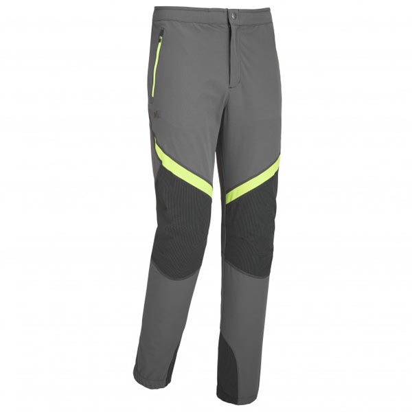 Men MILLET ROC FLAME XCS PANT GREY Outlet Store