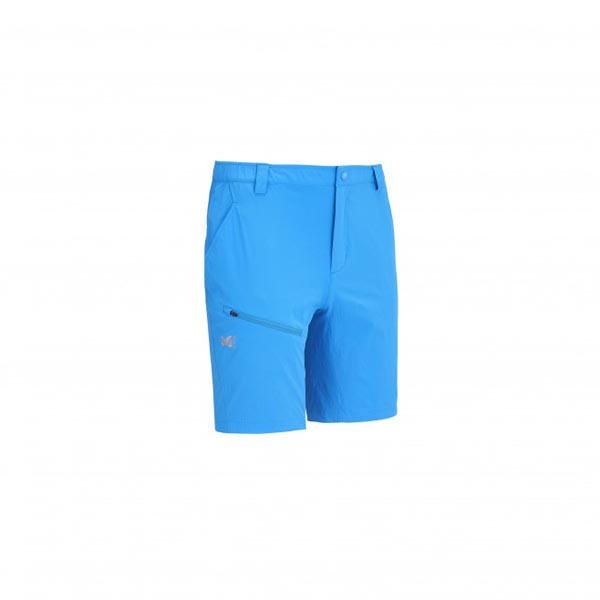 Men MILLET RED MOUNTAIN STRETCH SHORT BLUE Outlet Store