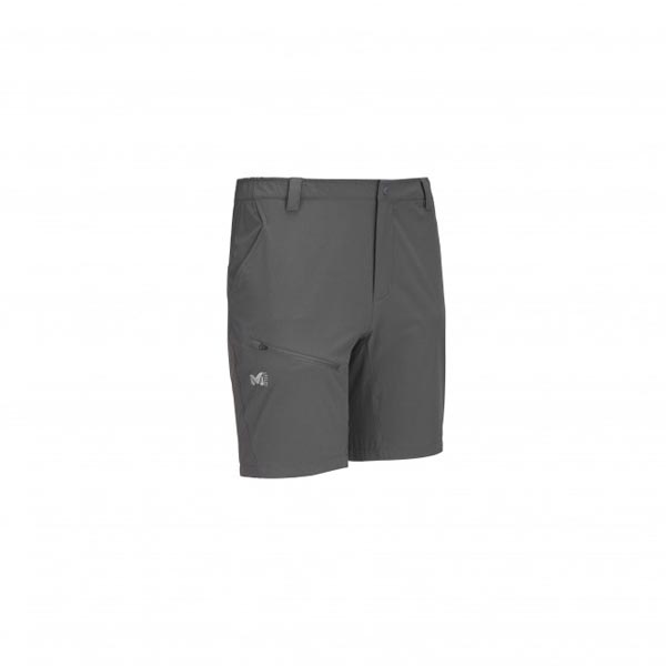 Men MILLET RED MOUNTAIN STRETCH SHORT GREY Outlet Store
