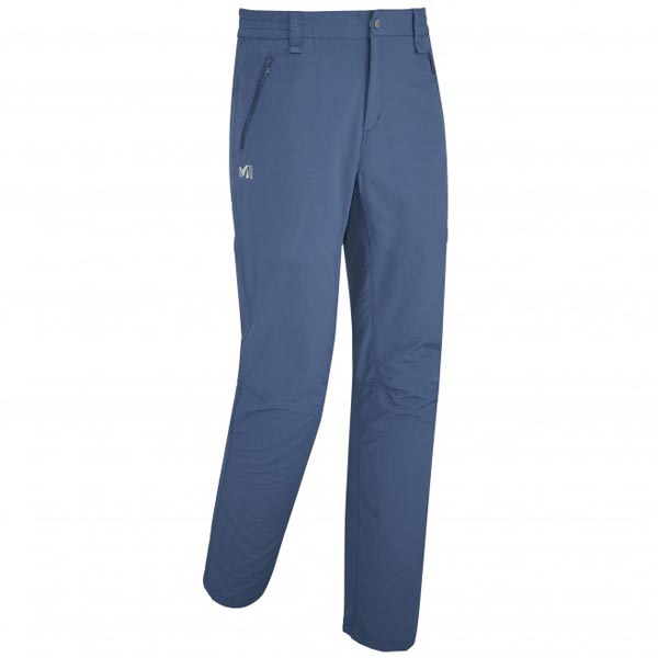 MILLET TREKKING - MEN\'S PANT - BLUE On Sale