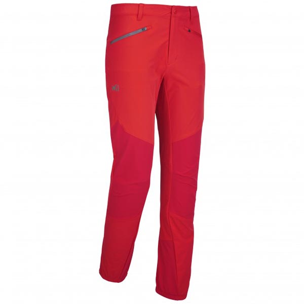 MILLET Mountaineering - Men\'s Pant - Red On Sale