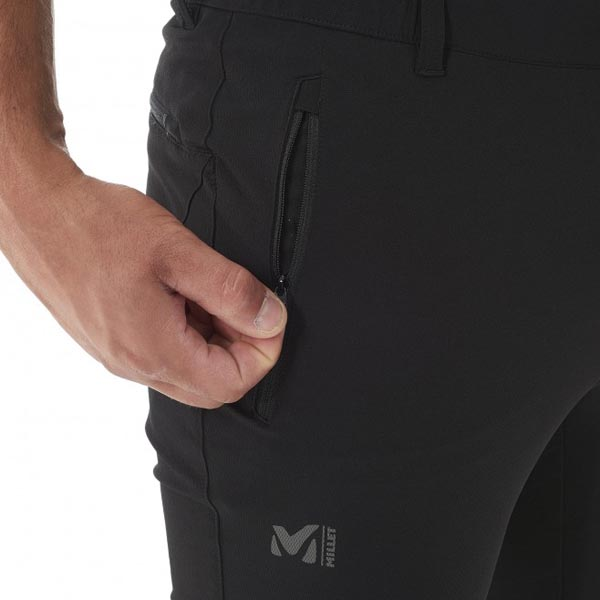 MILLET Men ALPIN XCS PANT BLACK Outlet Online