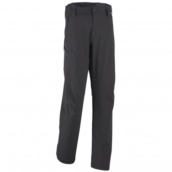 MILLET BLACK HIKING TROUSERS FOR MEN On Sale