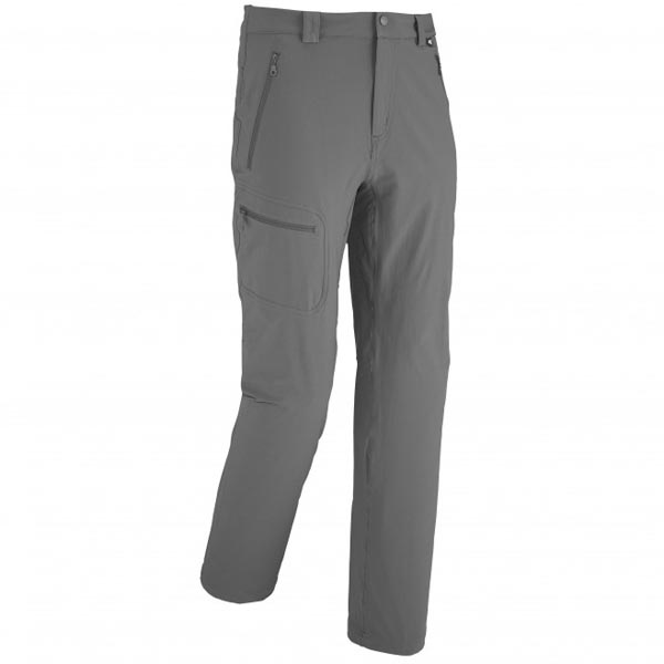 Men MILLET TREKKER STRETCH PANT GREY Outlet Store