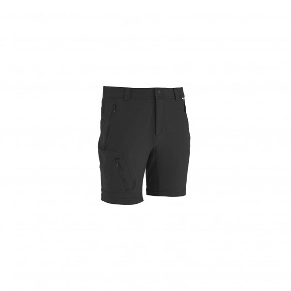MILLET Men TREKKER STRETCH SHORT Black Outlet Online