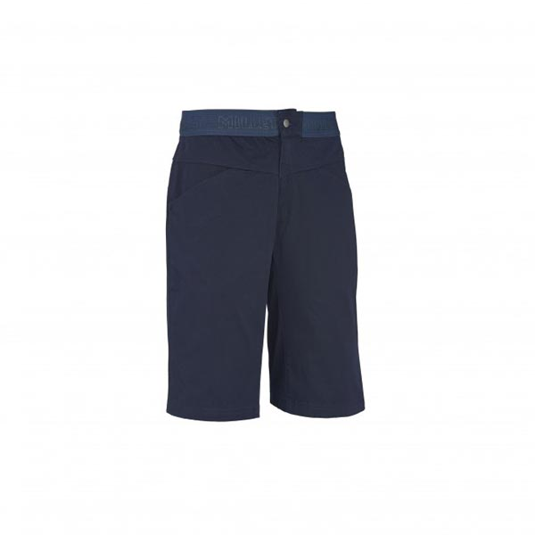 Men MILLET GRAVIT LIGHT LONG SHORT Blue Outlet Store