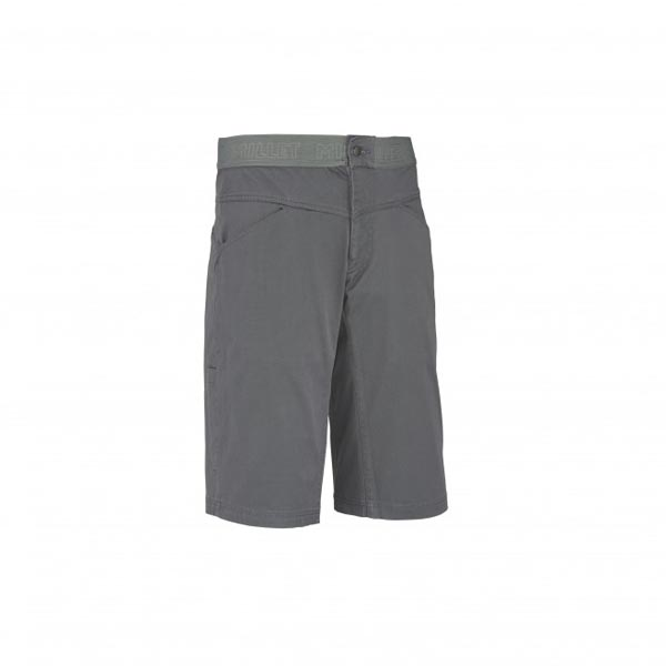 Men MILLET GRAVIT LIGHT LONG SHORT GREY Outlet Store
