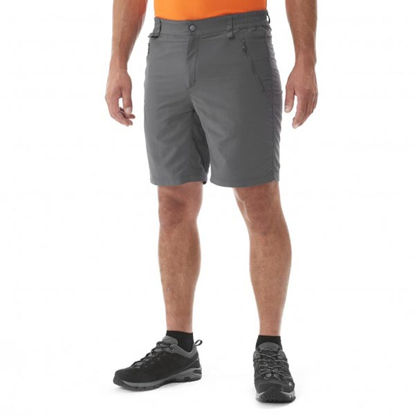 Men MILLET MOUNT CLEVELAND SHORT GREY Outlet Store