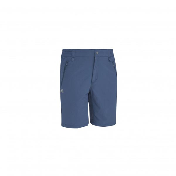 Men MILLET MOUNT CLEVELAND SHORT Blue Outlet Store