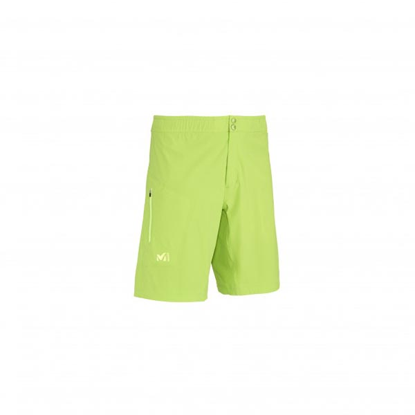 Men MILLET LTK RUSH LONG SHORT Green Outlet Store