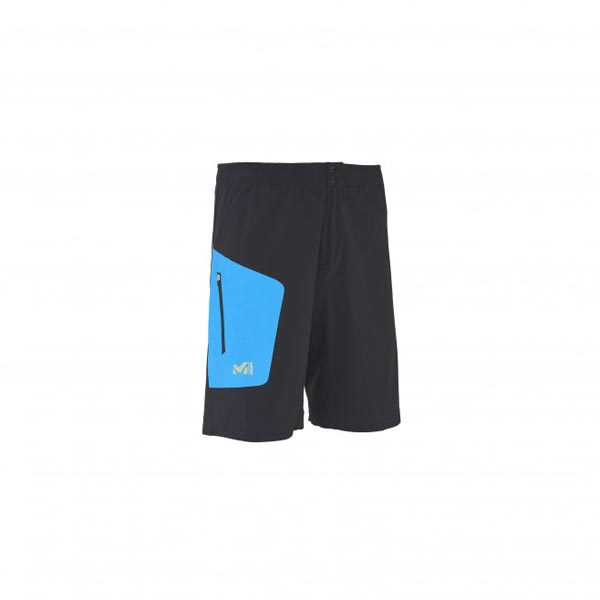 Men MILLET LTK RUSH LONG SHORT Black Outlet Store