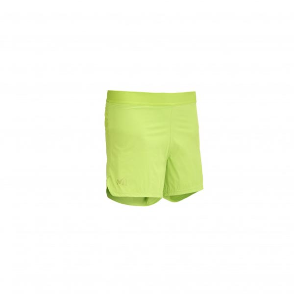MILLET TRAIL RUNNING - MEN'S SHORT - GREEN On Sale