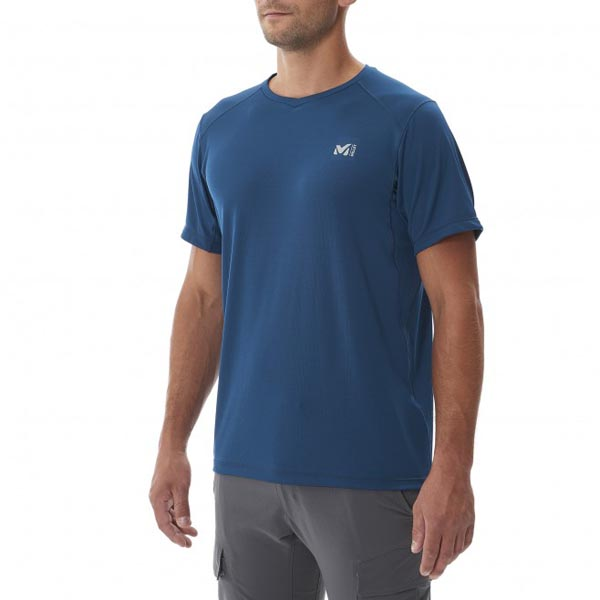 Cheap MILLET ALPINE TS SS Men BLUE Online