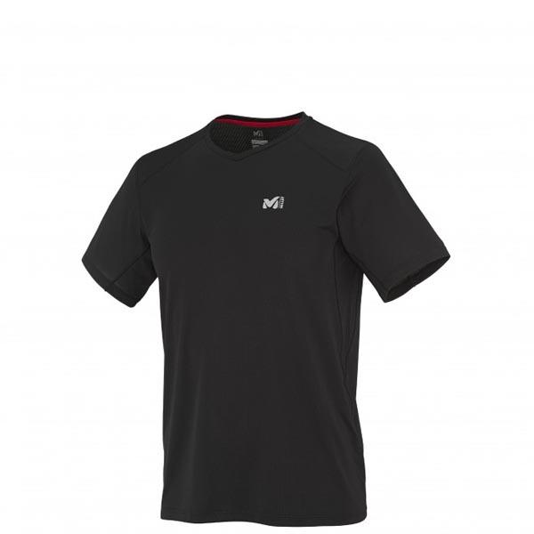 Men MILLET ALPINE TS SS BLACK Outlet Store