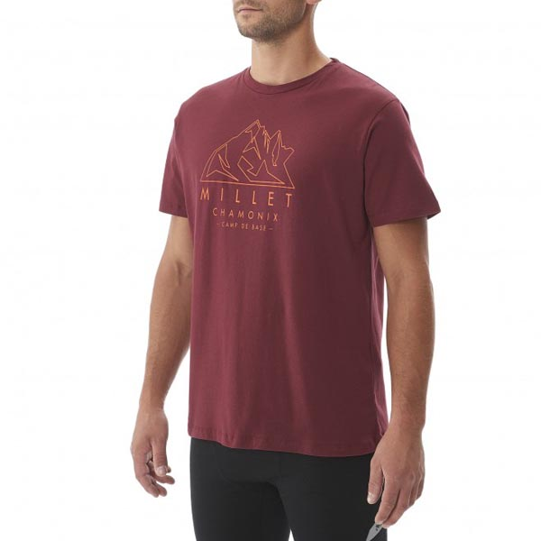 Cheap MILLET MILLET AIGUILLES TS SS Men RED Online