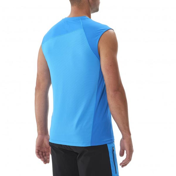 Men MILLET LTK INTENSE TANK BLUE Outlet Store