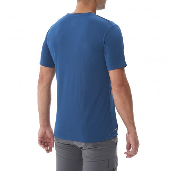 Men MILLET LES DRUS TS SS BLUE Outlet Store