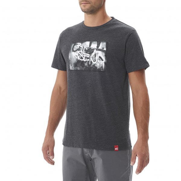 Cheap MILLET MILLET URBAN M LIMITED TS SS Men BLACK Online