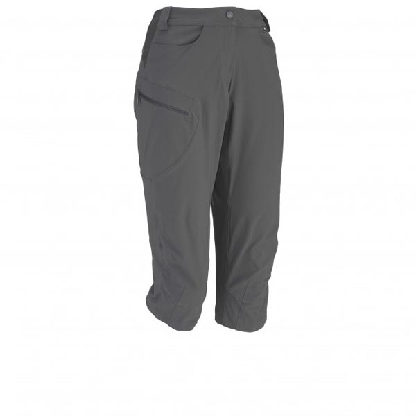 Cheap MILLET LD TREKKER STRETCH 3/4 PANT Women Grey Online