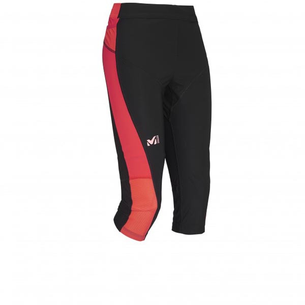 MILLET trail running - Women's 3/4 pant - Black On Sale