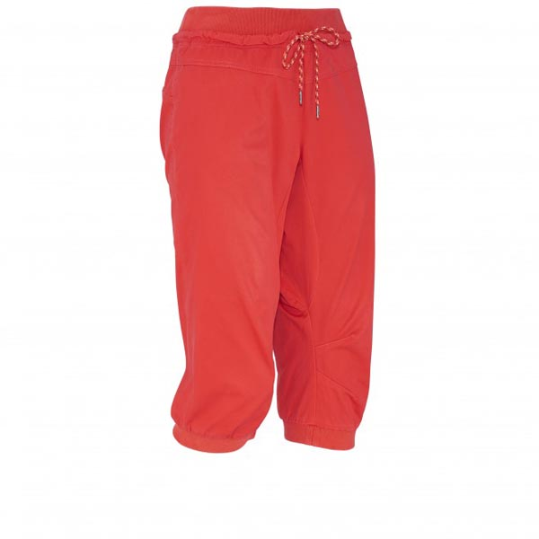 Women MILLET LD GRAVIT LIGHT CAPRI PANT Red Outlet Store
