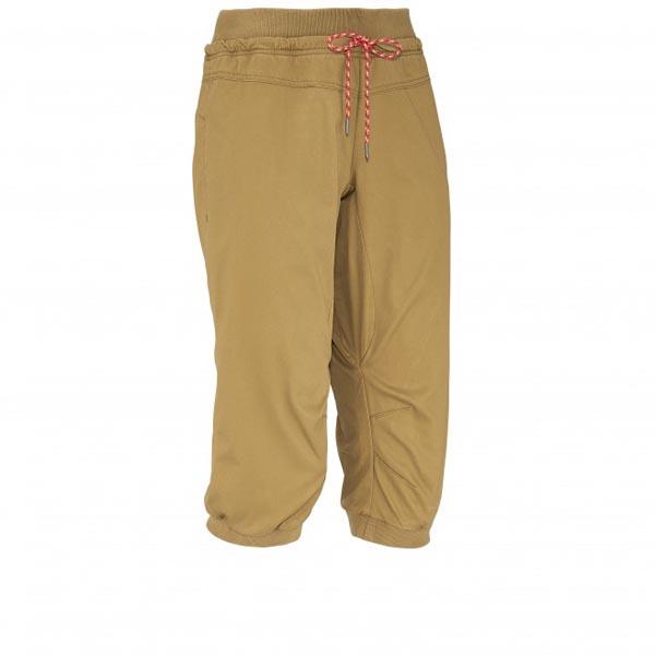 Women MILLET LD GRAVIT LIGHT CAPRI PANT Camel Outlet Store