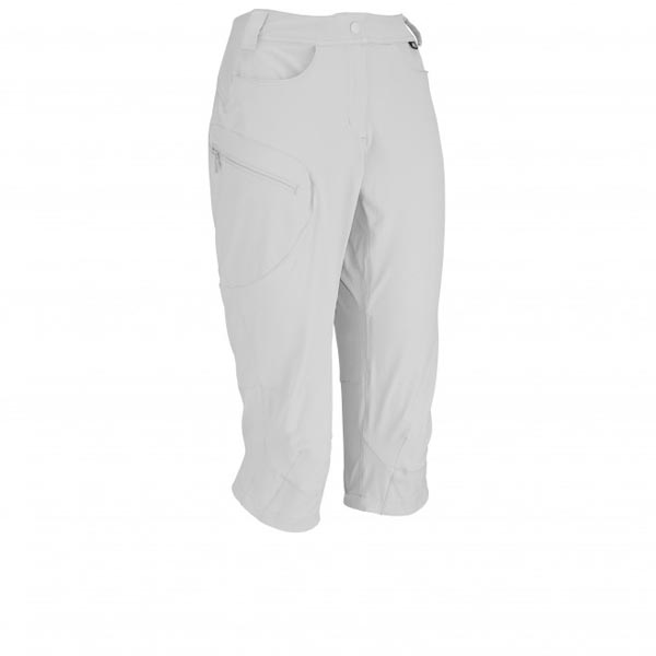 Women MILLET LD TREKKER STRETCH 3/5 PANT Grey Outlet Store