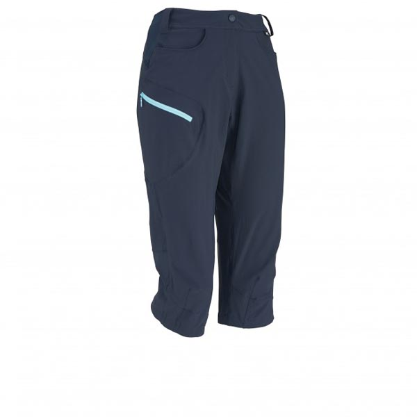 MILLET Trekking - Women's 3/4 pant - Blue On Sale