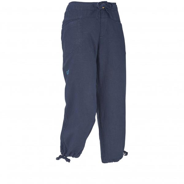 MILLET Women LD ROCK HEMP 3/4 PANT BLUE Outlet Online