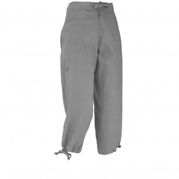MILLET CLIMBING - WOMEN\'S 3/4 PANT - GREY On Sale