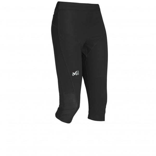 Women MILLET LD LTK INTENSE 3/4 TIGHT black Outlet Store