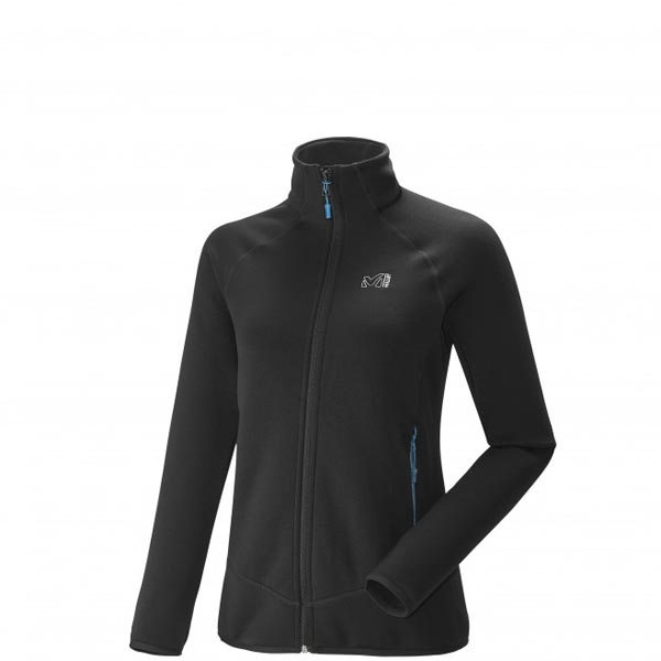 MILLET Mountaineering - Women's Fleece jacket - Black On Sale