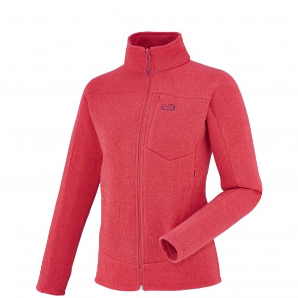 MILLET Women LD HICKORY JKT  red Outlet Online