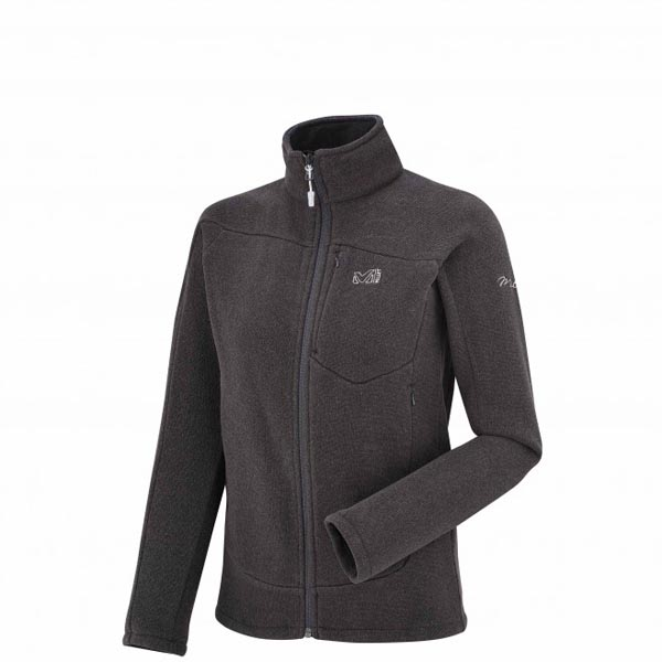 MILLET GREY HIKING FLEECE JACKET FOR WOMEN On Sale