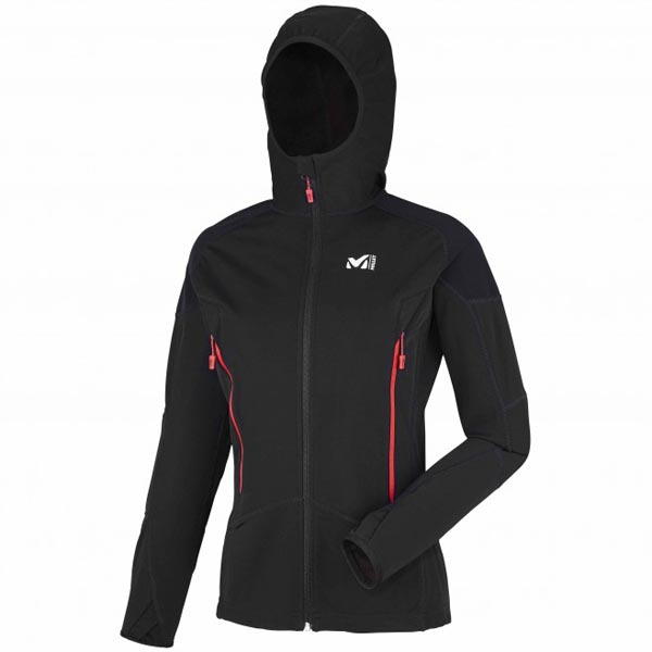MILLET women's black skitouring fleece On Sale